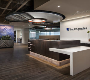 Healthgrades, an Elsy Studio Commercial Interior Design portfolio project
