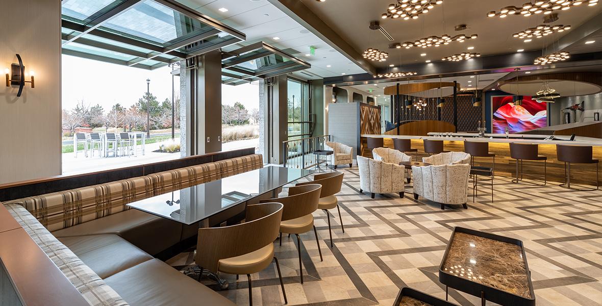 Liberty Media, an Elsy Studios Commercial Interior Design Portfolio Project