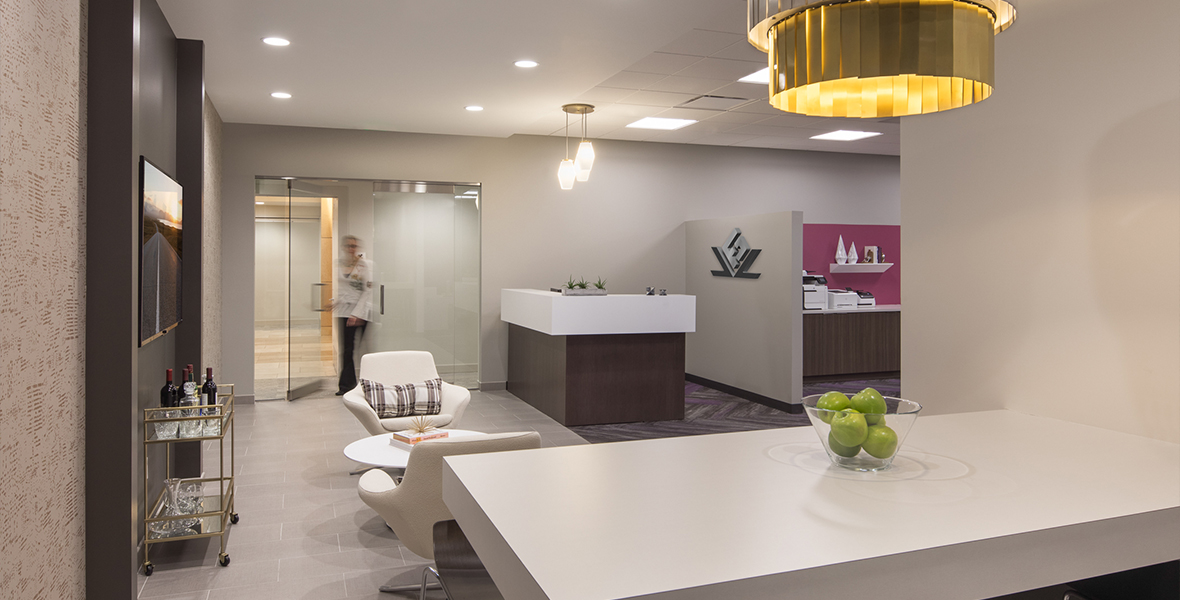 Life Line Financial Group, an Elsy Studios Commercial Interior Design Project