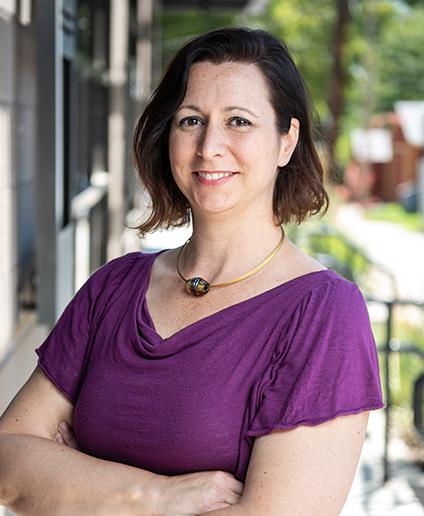 Rachel L. Grissop, NCIDQ Senior Project Manager