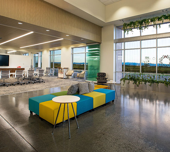 Workplace Resource, an Elsy Studios Commercial Interior Design project in Denver, Colorado
