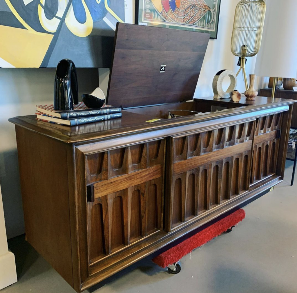 a modern furniture statement